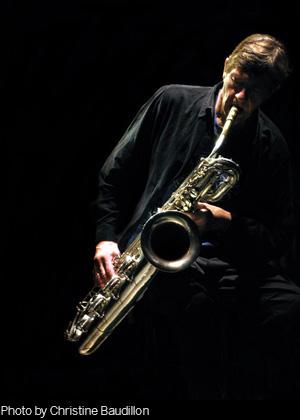 Joëlle Léandre - Daunik Lazro - Paris Quartet